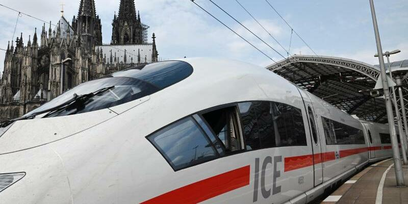 Deutsche Bahn - Foto: Henning Kaiser