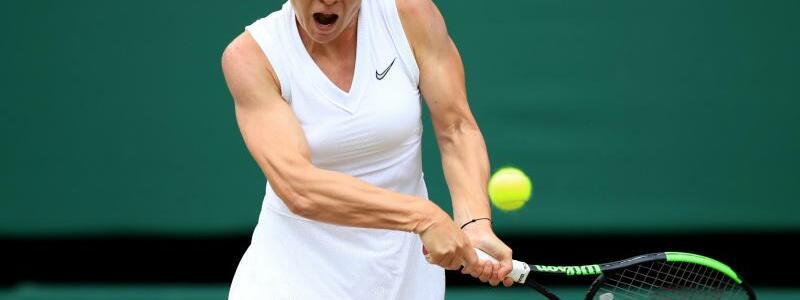 Wimbledon-Siegerin - Foto: Adam Davy/PA Wire