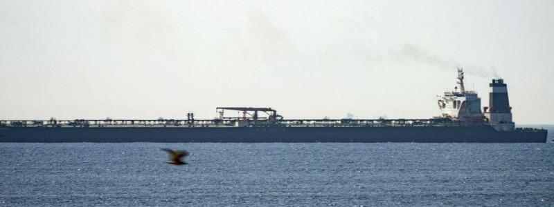 Supertanker «Grace 1» - Foto: Marcos Moreno/AP