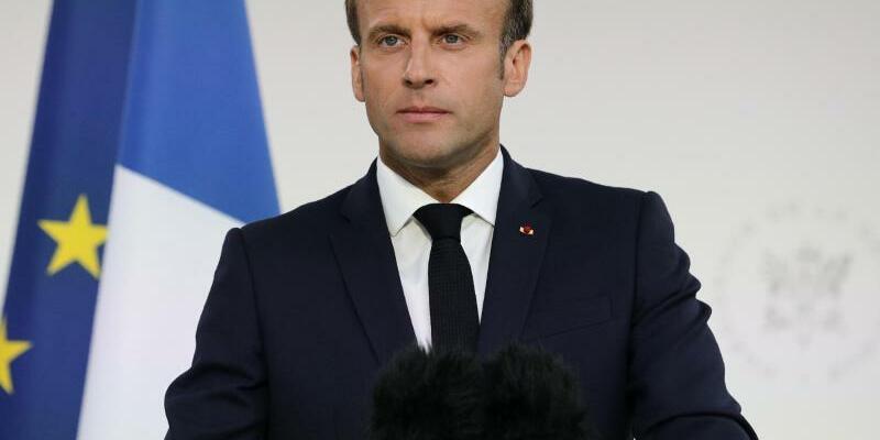 Macron - Foto: Kamil Zihnioglu/AP