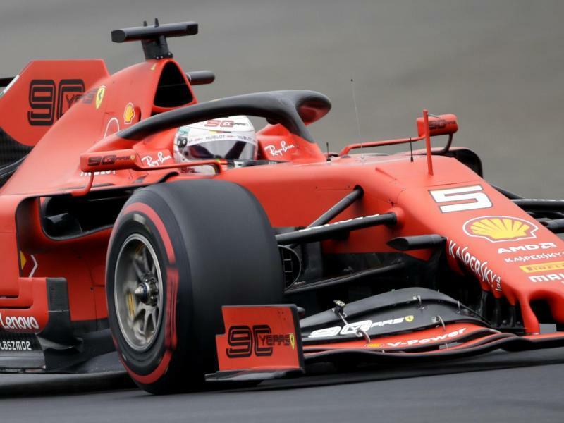 Ferrari-Pilot - Foto: Luca Bruno/AP