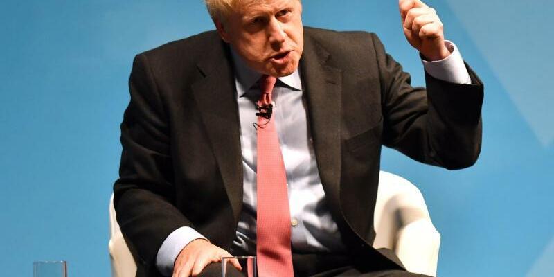 Boris Johnson - Foto: Jacob King