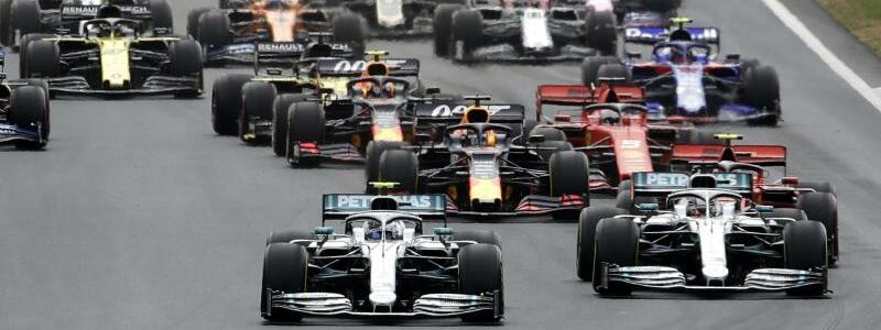 Fahrerfeld - Foto: Luca Bruno/AP