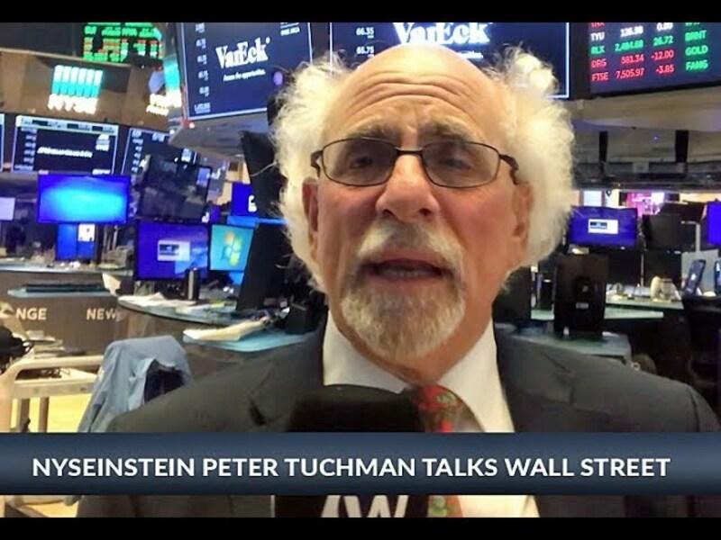 An diesem Tag wurde Geschichte geschrieben. Nicht nur der S&P ist auf Rekordhoch, sondern auch der Dow Jones ist in nie zuvor gesehener Höhe. NYSEinstein Peter Tuchman berichtet. - Foto: anlegerverlag.de