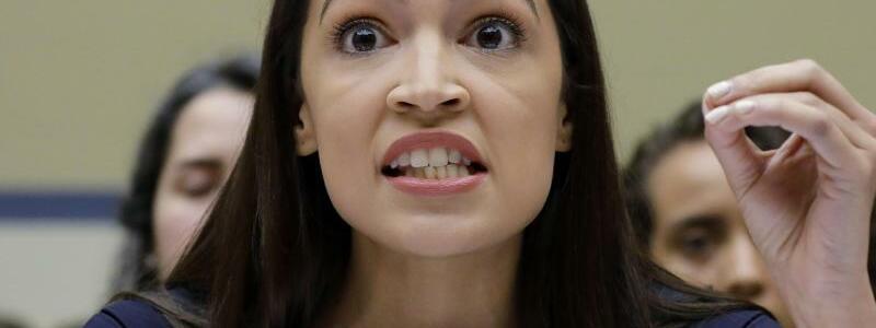Alexandria Ocasio-Cortez - Foto: Pablo Martinez/AP