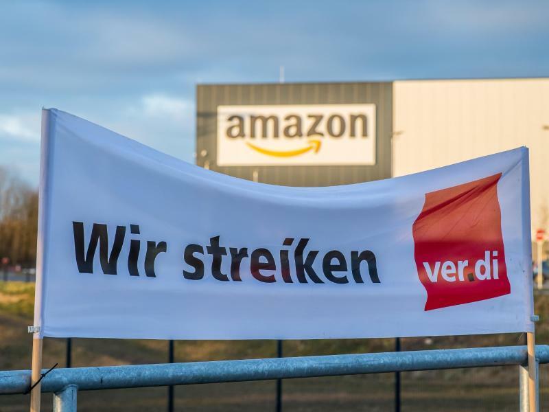 Amazon-Streik - Foto: Guido Kirchner