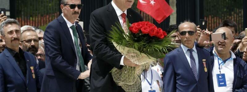Recep Tayyip Erdogan - Foto: Burhan Ozbilici/AP