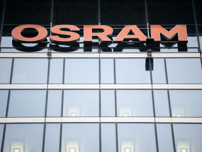 Osram - Foto: Matthias Balk