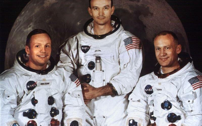 50 Jahre Mondlandung - Foto: Nasa
