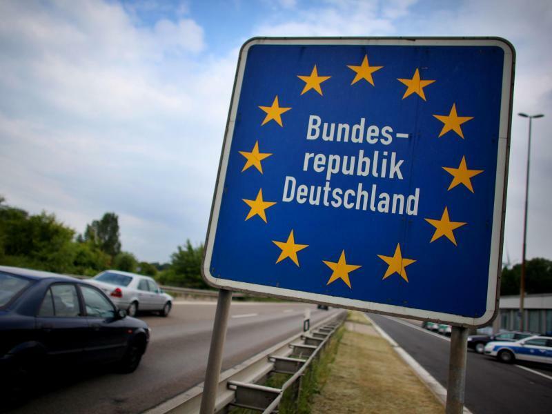 Grenzübergang - Foto: Oliver Berg