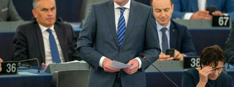 Manfred Weber - Foto: Michael Kappeler