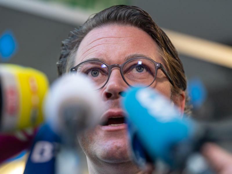 Andreas Scheuer - Foto: Peter Kneffel