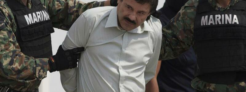 Drogenboss «El Chapo» - Foto: Eduardo Verdugo/AP