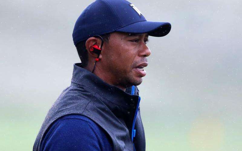 Tiger Woods - Foto: Niall Carson/PA Wire