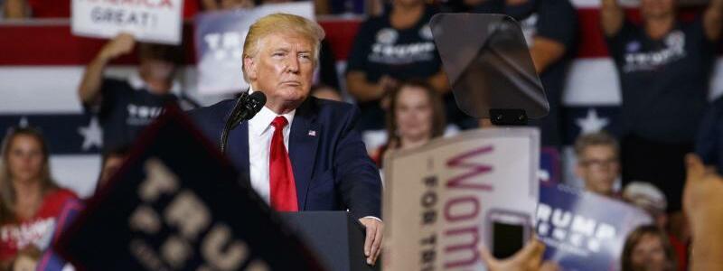 Wahlkampf in den USA - Foto: Carolyn Kaster/AP
