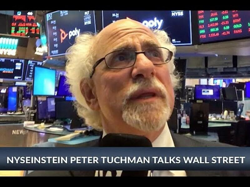 Der Dow Jones und der S&P standen auf Rekordhöhe, nun geht es den zweiten Tag in Folge abwärts. NYSEinstein Peter Tuchman berichtet aus New York. - Foto: anlegerverlag.de