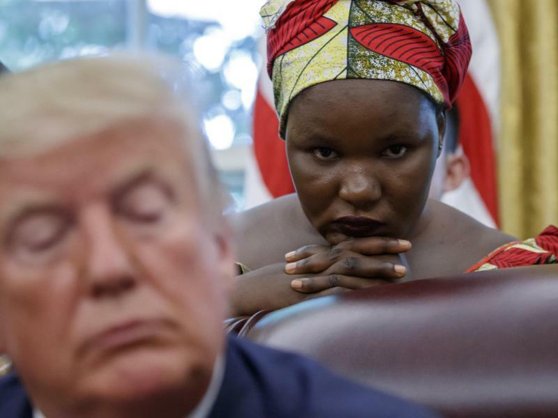 Im Blick - Foto: Alex Brandon/AP