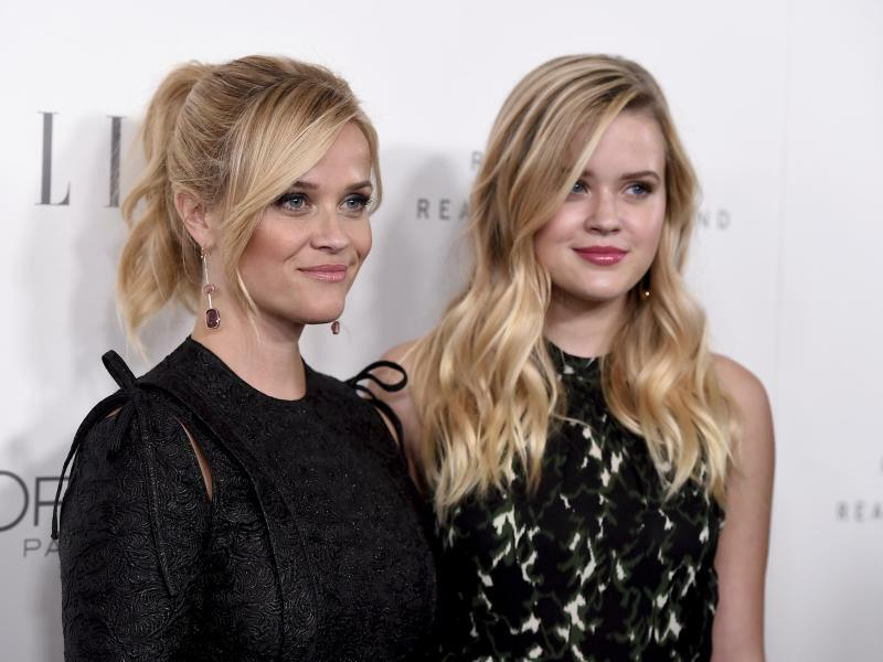 Reese Witherspoon & Ava Phillippe - Foto: Jordan Strauss/AP