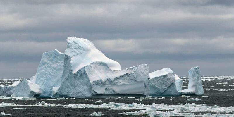 Antarktis - Foto: Liu Shiping/XinHua