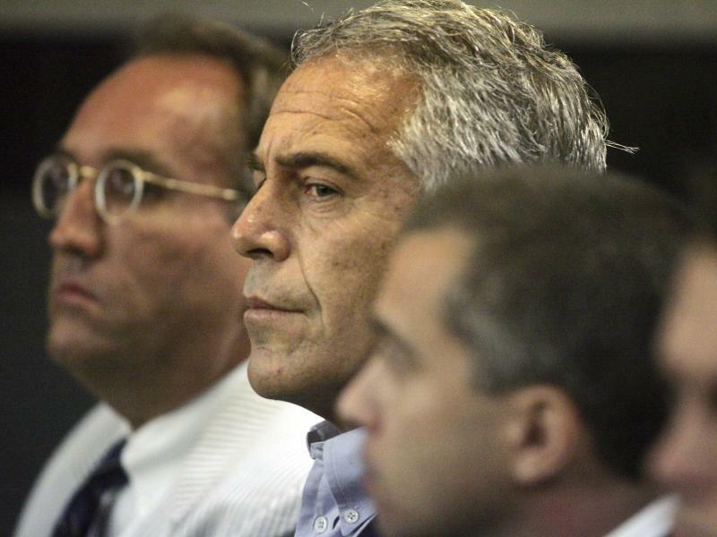 Jeffrey Epstein - Foto: Uma Sanghvi/Palm Beach Post/AP