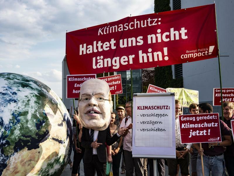 Sitzung Kabinettsausschuss Klimaschutz - Foto: Paul Zinken