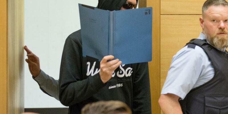 Mordprozess von Hille - Foto: Friso Gentsch