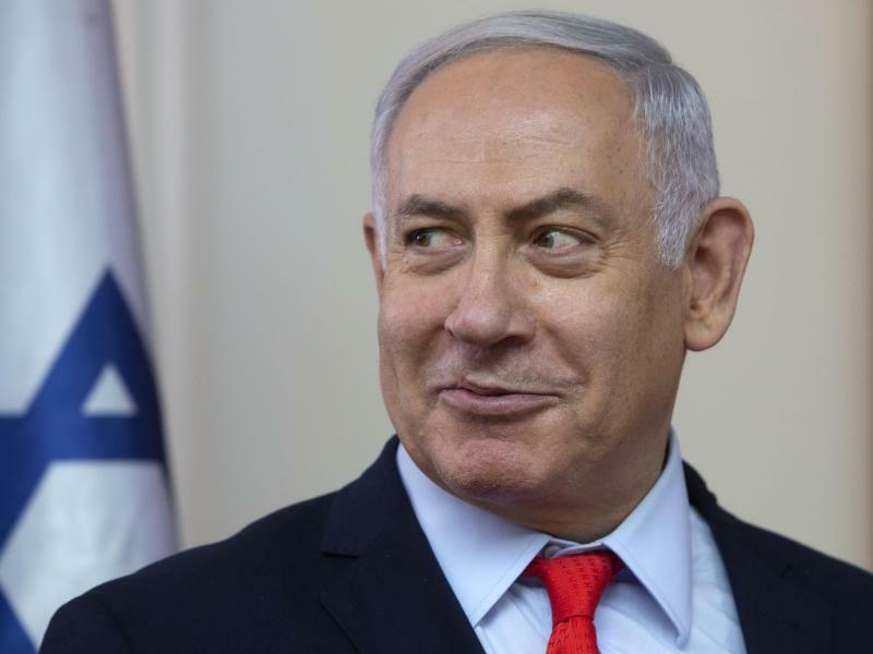 Benjamin Netanjahu - Foto: Sebastian Scheiner/AP