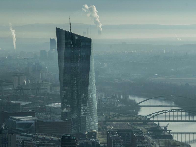 Europäische Zentralbank - Foto: Boris Roessler