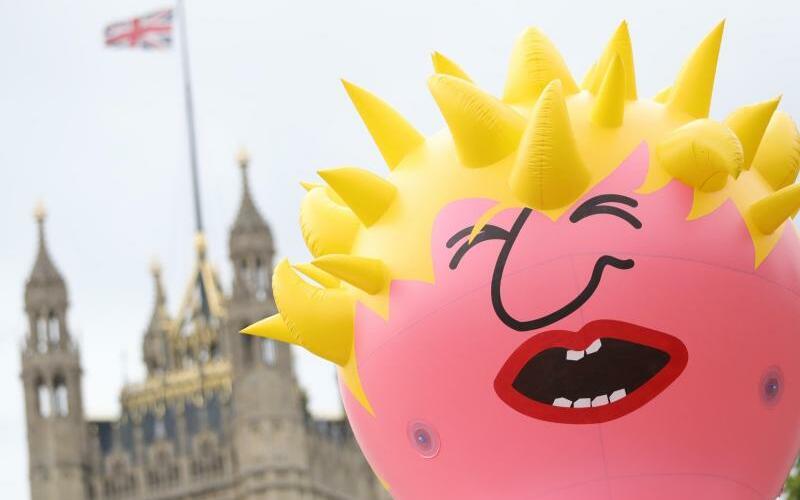 Anti-Brexit-Marsch in London - Foto: Aaron Chown/PA Wire