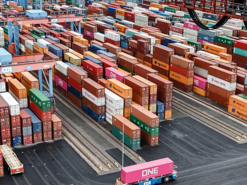 Handelskonflikte dämpfen Export - Foto: Markus Scholz