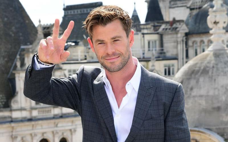 Chris Hemsworth - Foto: Ian West/PA Wire