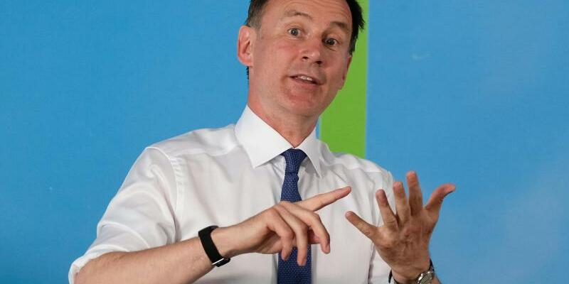 Jeremy Hunt - Foto: Ian Forsyth/PA Wire