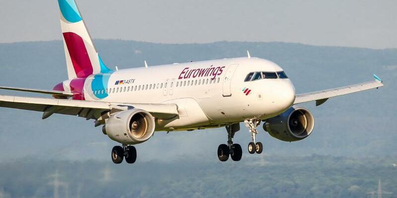 Eurowings - Foto: Christoph Schmidt