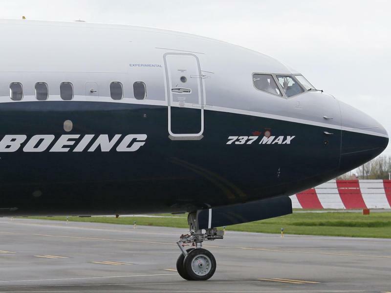 Boeing legt Zahlen vor - Foto: Ted S. Warren/AP/dpa