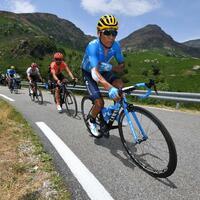 Nairo Quintana - Foto: David Stockman/BELGA