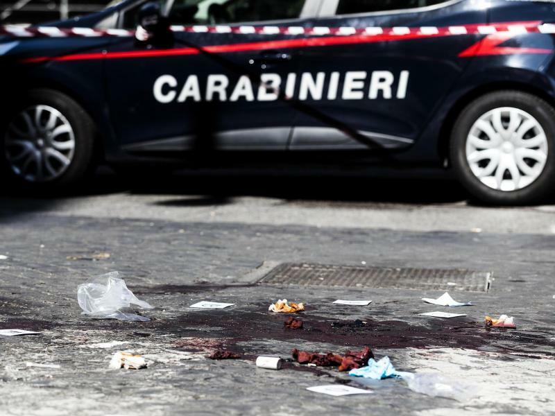 Tötung eines Polizisten - Foto: Angelo Carconi/ANSA