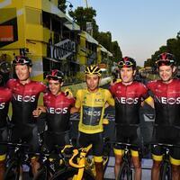 Sieger-Team - Foto: David Stockman/BELGA
