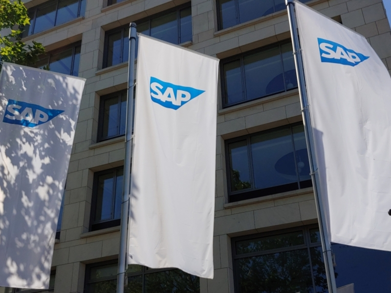 SAP - Foto: über dts Nachrichtenagentur