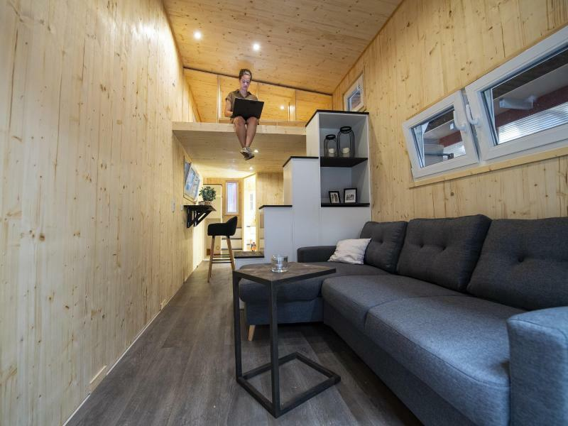 Tiny House - Foto: Guido Kirchner