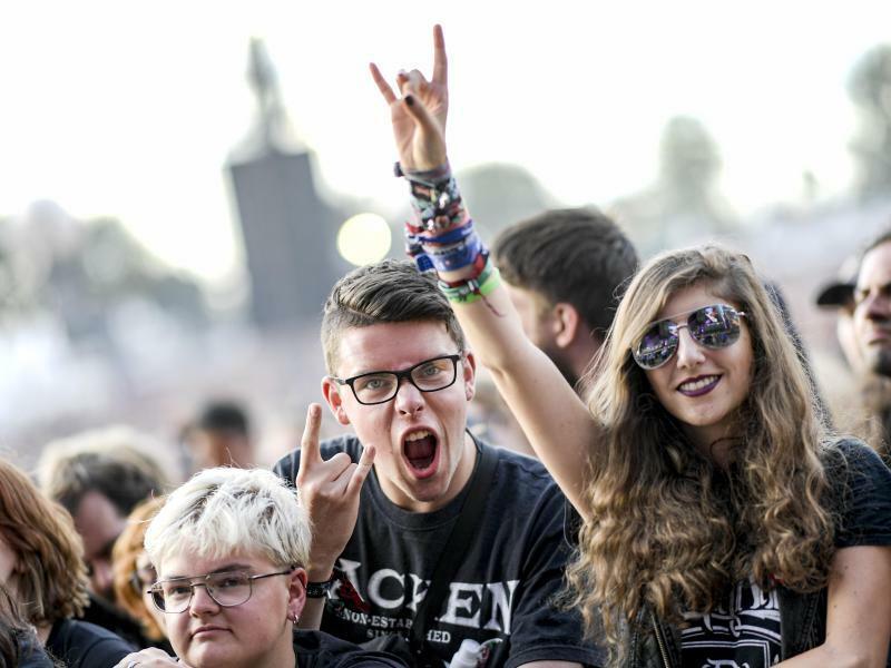 Wacken-Festival - Foto: Axel Heimken