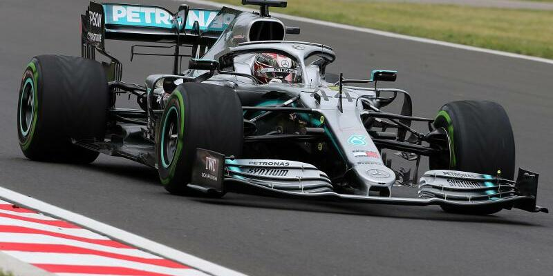 Lewis Hamilton siegt in Ungarn - Foto: Photo4/Lapresse via ZUMA Press