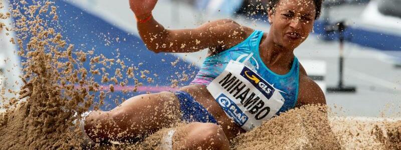 Malaika Mihambo - Foto: Sven Hoppe