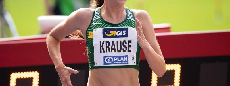Gesa Krause - Foto: Sven Hoppe