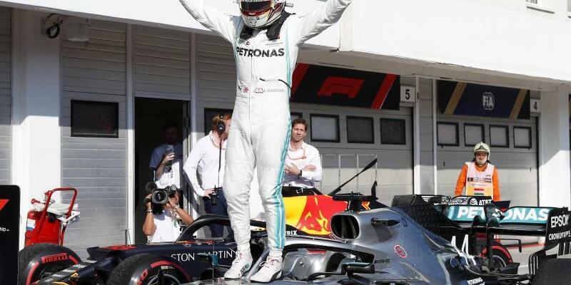Lewis Hamilton - Foto: Laszlo Balogh/AP