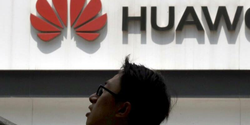 Huawei - Foto: Ng Han Guan/AP/Illustration