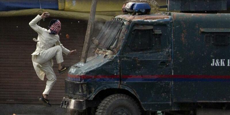 Konflikt in Kaschmir - Foto: Dar Yasin/AP/Archiv