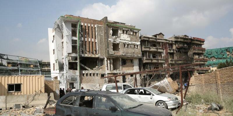 Anschlag in Kabul - Foto: Rahmatullah Alizadah