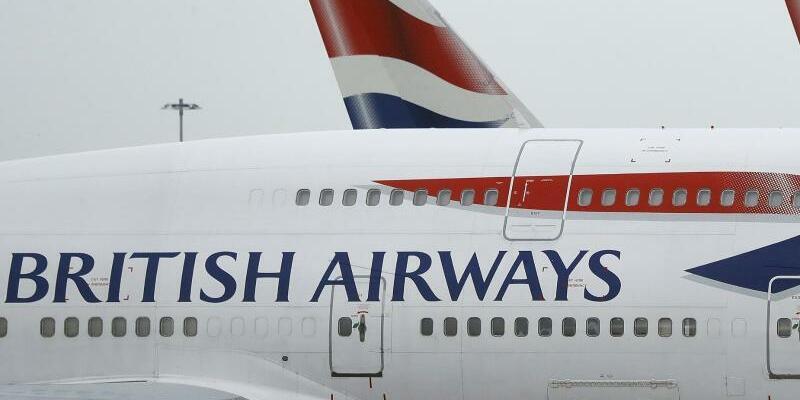 British Airways - Foto: Frank Augstein/AP/dpa