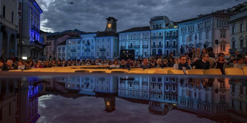Filmfestival Locarno - Foto: Urs Flueeler/Keystone