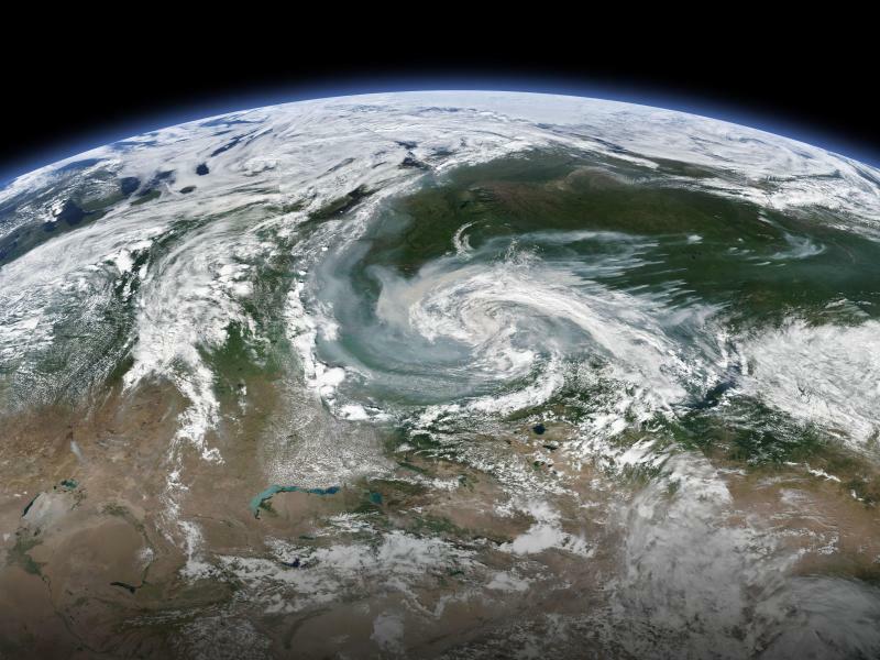 Bericht des Weltklimarats - Foto: NASA/ZUMA Wire